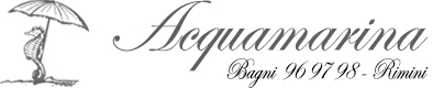 Stabilimento balneare  Acquamarina - Bagni 96 97 98 - Rimini